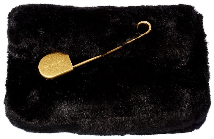 Thumbnail for your product : Burberry Medium Pin Clutch