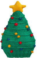 Collection XIIX Christmas Tree Pom-Pom Beanie