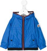 Moncler a hooded jacket