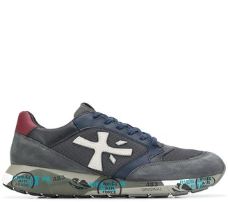 Premiata ZacZac low-top sneakers