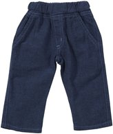Charlie Rocket Chambrey Pants (Baby) - Blue-3-6 Months