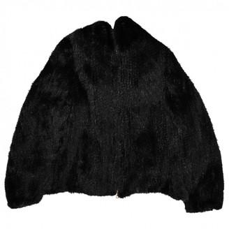 Meteo Black Mink Jacket for Women