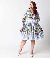 Long Sleeve White Dress Plus Size - ShopStyle
