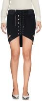 Anthony Vaccarello Mini skirts - Item 35345549
