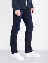 Armani Jeans J45 slim-fit straight jeans