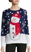 Context Snowman Sweater