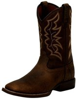 Justin Boots Justin Western Boots Men Cowboy Sq Toe Leather 7222