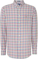 Gant Men's Bright Summer Madras Long-Sleeve Shirt