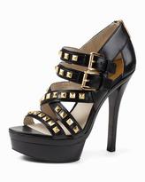 MICHAEL Michael Kors Aria Studded Platform Sandal