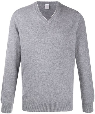 Eleventy V-neck cashmere jumper