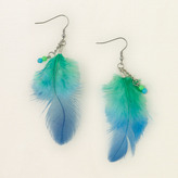 Children's Place Feather earrings
