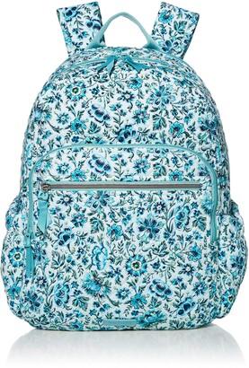 Vera Bradley Iconic Campus Backpack Signature Cotton