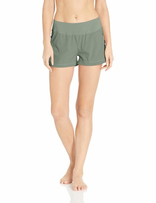 Body Glove Active Women's Buck UP Loose FIT Activewear Short