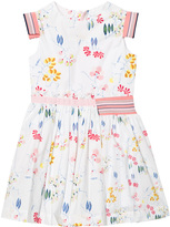 No Added Sugar White Floral Dress