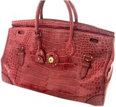Ralph Lauren Ricky Other Exotic leathers Handbags