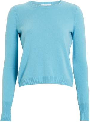 Intermix Valencia Cashmere Crewneck Sweater