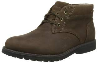 Hush Puppies Men's Beauceron Plain Toe Chukka Boots
