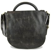 Latico Leathers Payne Cross-Body Bag, 100% Authentic Leather, Designer Made, Artisan Linings, Luxury Fashion