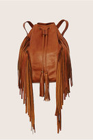 True Religion Fringe Backpack