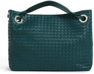 Bottega Veneta Medium Leather Garda Bag