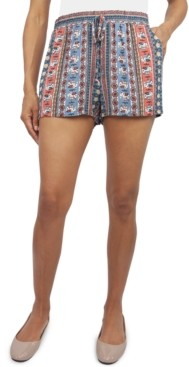BeBop Juniors' Printed Soft Shorts