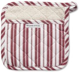 Williams-Sonoma Williams Sonoma Striped Potholder, Claret Red