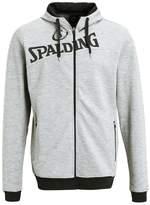 Spalding HEART'N'SOUL Tracksuit top grey melange/anthrazit melange