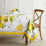 Williams-Sonoma Williams Sonoma Meyer Lemon Tablecloth