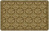 The Softer Side by Weather GuardTM Bronze Tin Tile Kitchen Mat