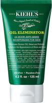 Kiehl's Kiehls Men's Oil Eliminator 24 Hour anti-shine moisturiser 125ml