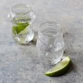Graham and Green Owl Shot Glass