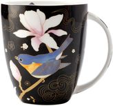 Maxwell & Williams Meraki Bluebird Coupe Mug, 400ml