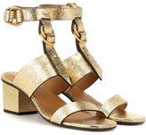 Chloé Kingsley high sandals