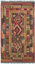 Ecarpetgallery Anatolian Flatweave Hand-Woven Wool Kilim Rug