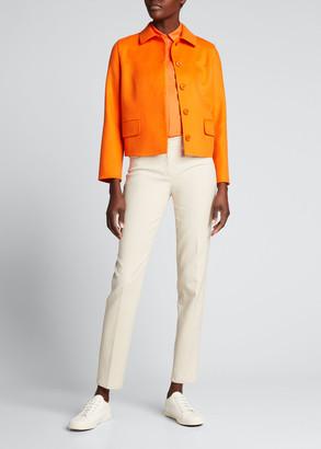 Akris Short Cashmere Jacket