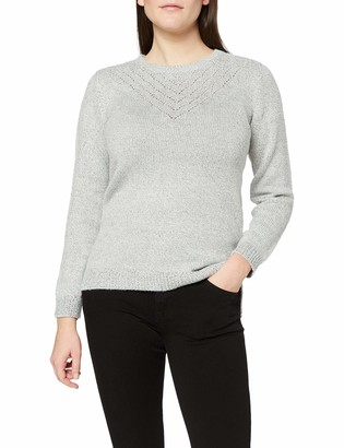 Damart Women's Pull Maille CHINEE AJOUREE THERMOLACTYL-57120 Pullover Sweater