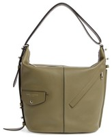 Marc Jacobs The Sling Convertible Leather Hobo - Green
