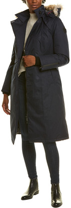 Nobis Stella A-Line Trench Coat
