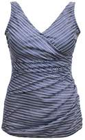 Poolproof Stripe Sheath One Piece