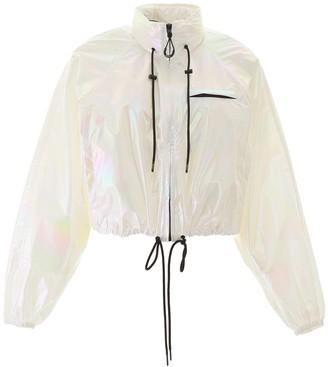 Kenzo Zipped Cropped Jacket