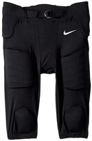 Nike Recruit 3.0 Compression Pants (Little Kids/Big Kids) (Team Black/Team White) Boy's Casual Pants