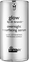 Dr. Brandt Skincare glow by dr. brandtTM overnight resurfacing serum