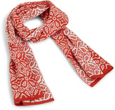 Vera Bradley Rosewood Reversible Knit Scarf