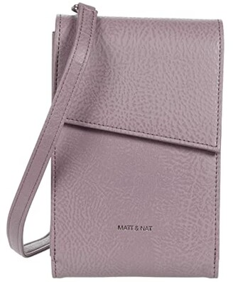 Matt & Nat Met Dwell (Amethyst) Cross Body Handbags