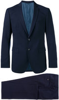 Tonello single-breasted formal suit - men - Cupro/Virgin Wool - 48