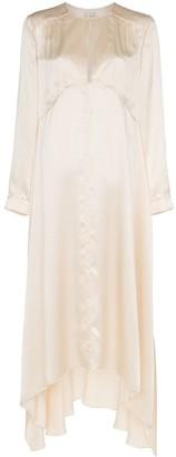 Le Kasha Turfan asymmetric dress