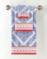 John Robshaw Mitta Periwinkle Hand Towel
