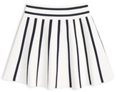 Milly Minis Girl's Knit Fit & Flare Skirt