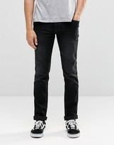 Blend of America Cirrus Skinny Jeans Wash Black