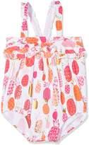 Hatley Baby Girls' Ruffle Swimsuit